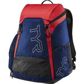 TYR Alliance 30l Backpack navy/red